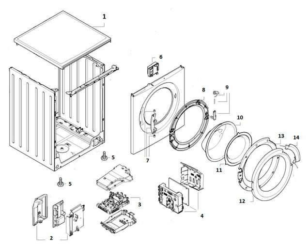 Ремонт стиральных машин bosch Семеновская сервисный центр стиральных машин электролюкс 9-я Соколиной Горы улица